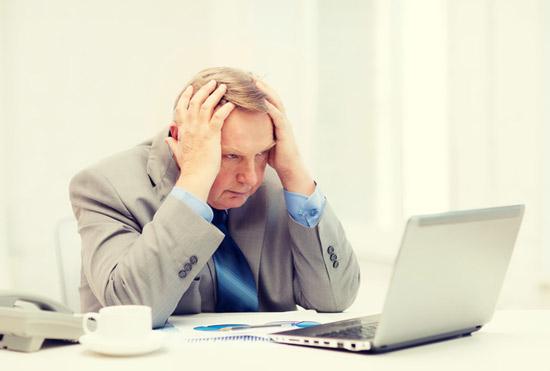 WordPress Benutzer hat Angst vor Updates und Backups